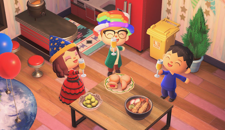animal crossing new horizons seasonal items