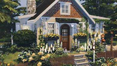 Photo of Insanely Beautiful Homes In The Sims 4