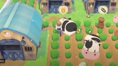 Photo of New Story Of Seasons Pioneers Of Olive Town Gameplay Shows Off Massive Farms, Mines And More
