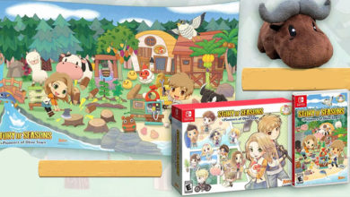 Photo of Story Of Seasons Pioneers Of Olive Town Premium Edition Is Beyond Adorable