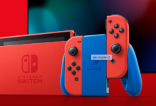 Photo of New Mario Themed Nintendo Switch Announced