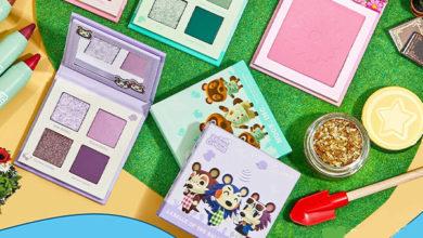 Photo of Nintendo Announces Animal Crossing New Horizons Inspired Makeup Line