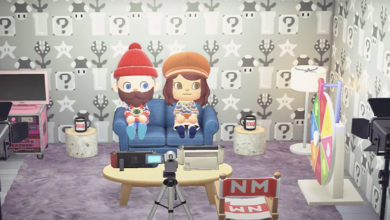 Photo of Nintendo Introduces Animal Crossing New Horizons Winter Fashion Show
