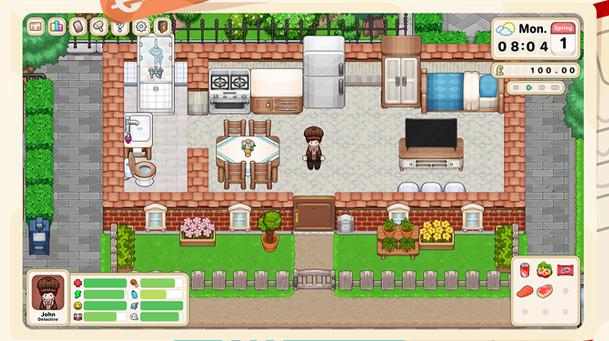 little sim world
