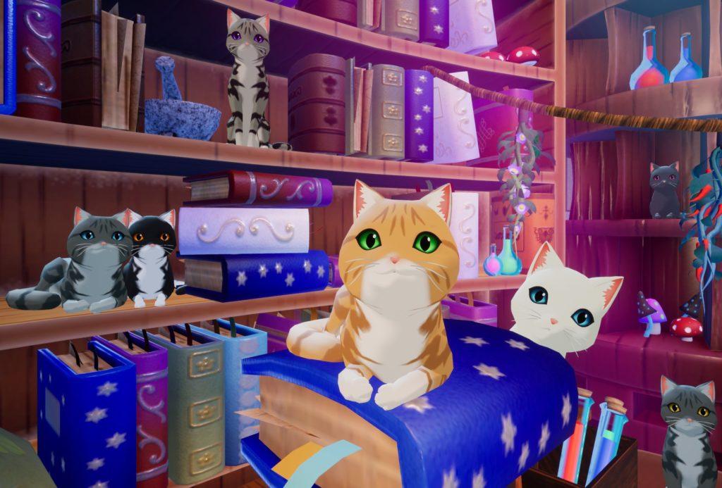 Witchery Academy Spirit Companion