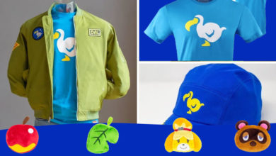 Photo of Nintendo Launches Animal Crossing New Horizons Dodo Clothing Collection