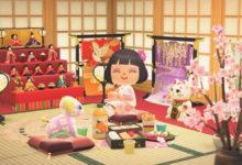 Photo of Nintendo Announces Animal Crossing New Horizons Hinamatsuri And Saint Patrick's Day Items