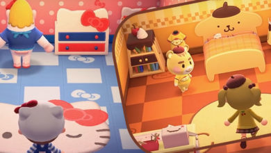 Photo of Sanrio Collection Coming To Animal Crossing New Horizons See All Items And Villagers