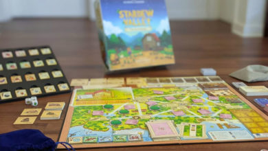 Photo of Stardew Valley Board Game Giveaway