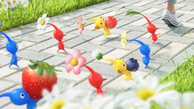 Photo of New Mobile App Gives You Pikmin Walking Buddies