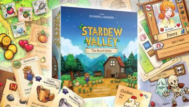 Photo of Stardew Valley Board Game Restock