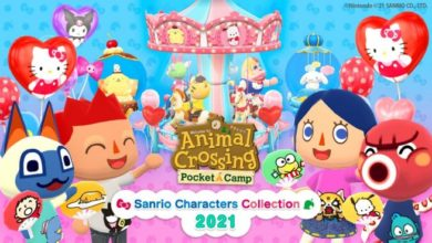 Photo of Animal Crossing Pocket Camp Is Getting The Sanrio Collection