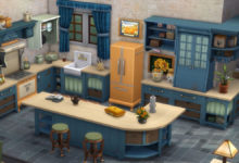 Photo of The Sims 4 Kits Are Here Includes Adorable Country Kitchen