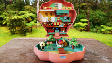Photo of Animal Crossing Polly Pocket Inspired Tiny Village Is Happening!