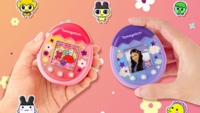 Photo of Tamagotchi Pix: Tamagotchi Adds A Camera