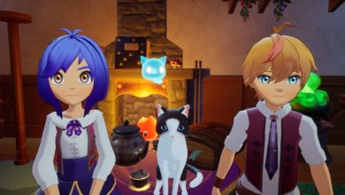 Photo of Witchery Academy Devs Show Off Cat Spirit Companion
