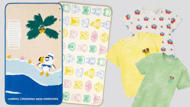 Photo of Animal Crossing New Horizons Clothing Line Coming To UNIQLO In The West