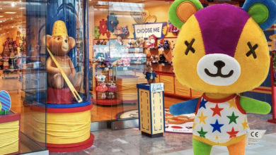 Photo of Animal Crossing Build-A-Bear Returns For More Cuteness
