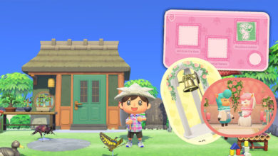 Photo of Next Animal Crossing New Horizons Update Adds Mysterious New House And New Spin On Events