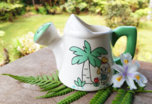 Photo of Large Animal Crossing Themed Watering Can