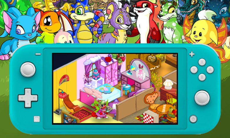 neopets Switch