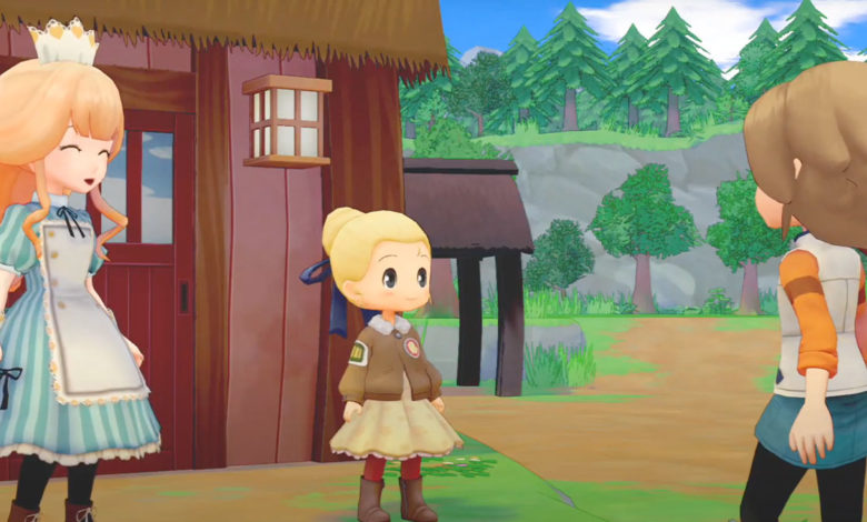 story of seasons pioneers of olive town Windswept falls