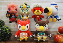 Photo of Sanei Announced Animal Crossing New Horizons Plushie Collection