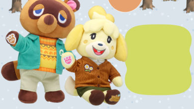 Photo of New Outfits For Animal Crossing New Horizons Build-A-Bear Plushie