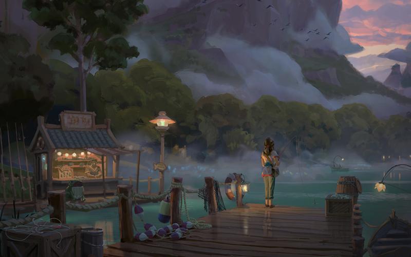 palia fishing