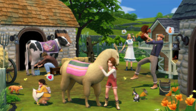 Photo of The Sims 4 Cottage Living Adds Farming And Livestock