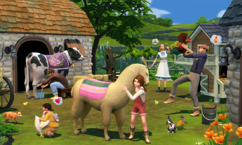 The Sims 4 Country Living