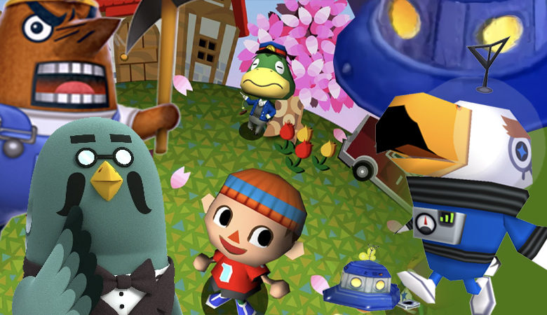 animal crossing forgotton features