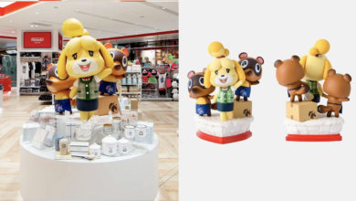 Photo of Nintendo Introduces Animal Crossing New Horizons Isabelle Statue