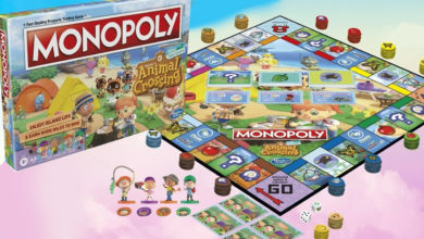 Photo of Animal Crossing New Horizons Themed Monopoly Game Announced