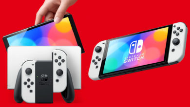 Photo of New Nintendo Switch Model Makes Animal Crossing New Horizons Prettier