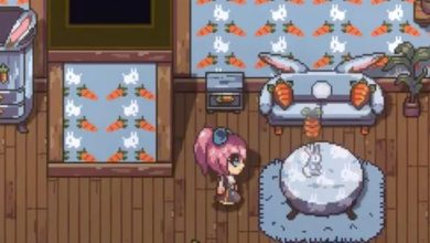 Photo of Sun Haven Devs Show Off Bunny House Decorating