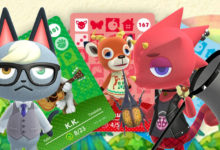Photo of Animal Crossing New Horizons Amiibo Series 5 Featuring Raymond, Sherb And More