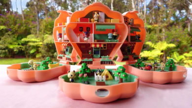 Photo of Limited Animal Crossing Inspired Clamshell Village Is Here