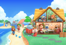 Photo of Animal Crossing New Horizons DLC Adds Cooking, Brewster, Gyroid Collection And More